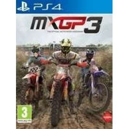 MXGP 3 - The Official Motocross Videogame (PS4)