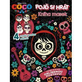 kolektiv autorů: Coco - Kniha masek