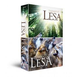 Kolekce LES (2DVD): Tajemství lesa + Příběh lesa   - DVD