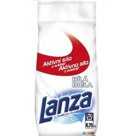 Lanza Fresh & Clean Bílá 6,75 kg (90 praní)