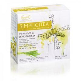 Ronnefeldt Simplicitea Ginger & Lemon10 kapslí