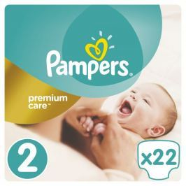 Pampers Premium Carry Pack S2 22ks