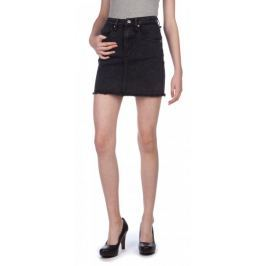 Brave Soul dámská sukně Sylviblk XS černá