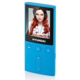 Hyundai MPC 501 FM, 4 GB, modrá