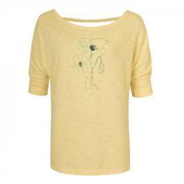 Bushman Tričko SANLANTA YELLOW, žlutá, XS