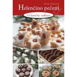 Vybíralová Helena: Helenčino pečení - Vánoční cukroví