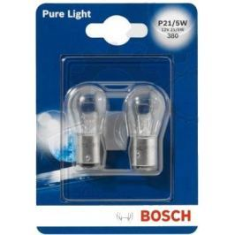 Bosch Žárovka typ P21/5W, 12V, 21/5W, Pure Light