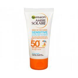 Garnier Opalovací krém pro děti Ambre Solaire SPF 50+ (Sensitive Advanced) 50 ml