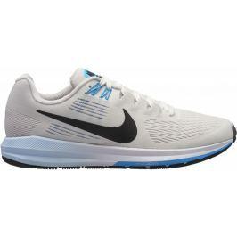 Nike Air Zoom Structure 21 Running Shoe Vast Grey Black-Sail-Equator Blue 37,5