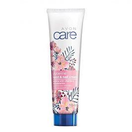 Avon Hydratační krém na ruce a nehty s jasmínem, vitamínem E a glycerinem Care (Hand & Nail Cream) 100 ml
