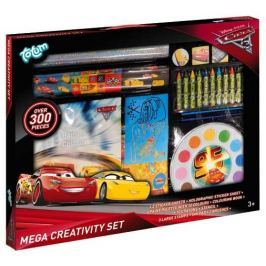 Mega kreativní set Cars 3
