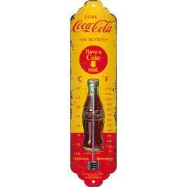 Postershop Teploměr Coca-Cola