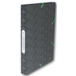 Box na spisy Leitz Retro Chic šedý