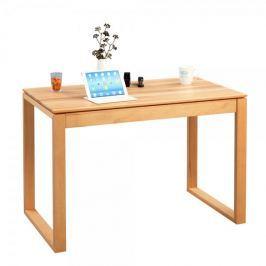 Artenat Psací stůl se zásuvkou Kuno, 110 cm, buk
