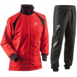 Bjorn Daehlie Suit Technic Women Red S