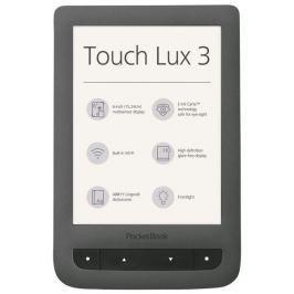 PocketBook 626(2) Touch Lux 3 šedý - rozbaleno