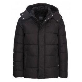 Geox pánská bunda 52 černá