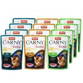 Animonda kapsičky CARNY EXOTIC Mix 12 x 85g