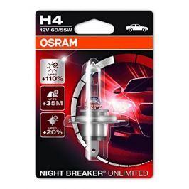 Osram 12V H4 60/55W P14.5s 1ks Night Breaker Blister