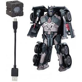 Transformers MV5 Interaktivní figurka s Prajiskrou - Shadow Spark