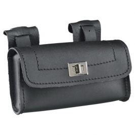 Held taška (tool bag) na opěrku motocyklu:  CRUISER LOCK POCKET (malá) kůže