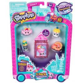 ADC Blackfire Shopkins S8: 5 pack