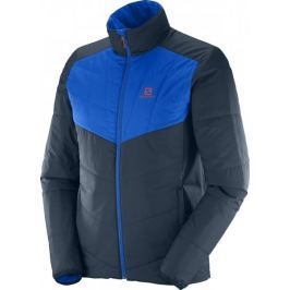 Salomon Drifter Mid Jkt M Big Blue-X L