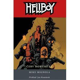 Mignola Mike: Hellboy 5 - Červ dobyvatel