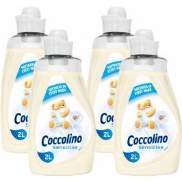 Coccolino Sensitive aviváž 4x 2 l