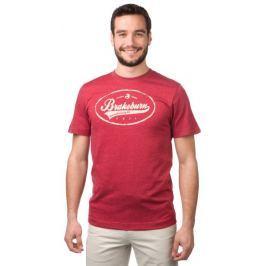 Brakeburn pánské tričko S červená