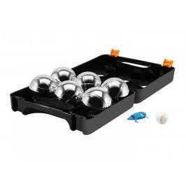 Eddy Toys Petanque v kufříku 6 koulí - černá