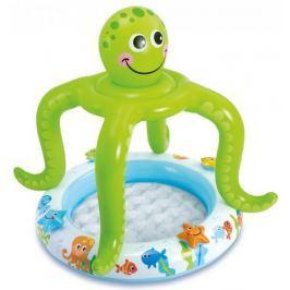 Intex 57115 Bazének se stříškou chobotnice 102 x 104 cm