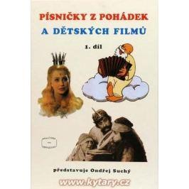 KN Písničky z pohádek - 1. díl Zpěvník