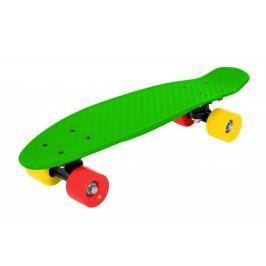 Street Surfing Skateboard Fizz Board Green