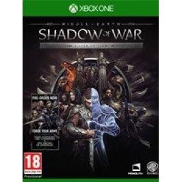 Middle-Earth: Shadow of War - Silver Edition (XONE)
