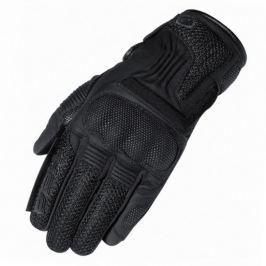 Held rukavice DESERT vel.10 černá, kůže/textil (pár)