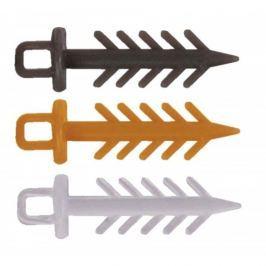 Saenger MS Range Zarážky Pin Up 60 ks Oranžová