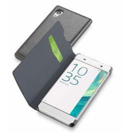 CellularLine pouzdro typu kniha Book Essential pro SONY Xperia XA, černé