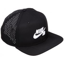 Nike SB Performance Trucker Hat Black/Black/Black/White