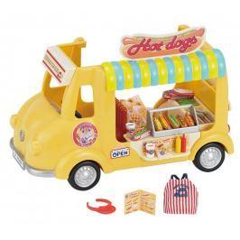 Sylvanian Families Pojízdný obchod s Hot dogy 5240