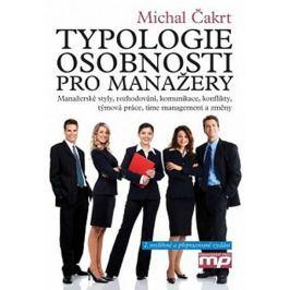 Čakrt Michal: Typologie osobnosti pro manažery