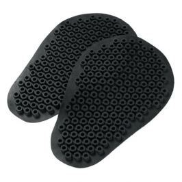 Dainese DAINESE KIT PRO SHAPE měkké CE moto chrániče kolen nebo loktů, černé (sada)