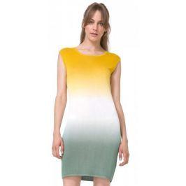 Desigual dámské šaty Rios XS vícebarevná