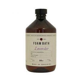 Fikkerts Pečující pěna do koupele s vitamínem E Levandule (Foam Bath) 500 ml