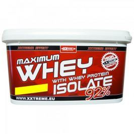 XXlabs Maximum Whey Protein Isolate 92, 2200 g Jahoda