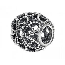 Pandora Stříbrný květinový korálek 791282 stříbro 925/1000