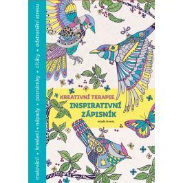 Kreativní terapie - Inspirativní zápisník