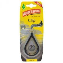 WUNDER-BAUM Závěsný osvěžovač vzduchu, Clip - New Car