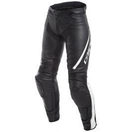 Dainese kalhoty dámské ASSEN LADY vel.40 černá/bílá, kůže