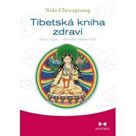 Chenagtsang Nida: Tibetská kniha zdraví - Sowa rigpa – tibetské umění léčit